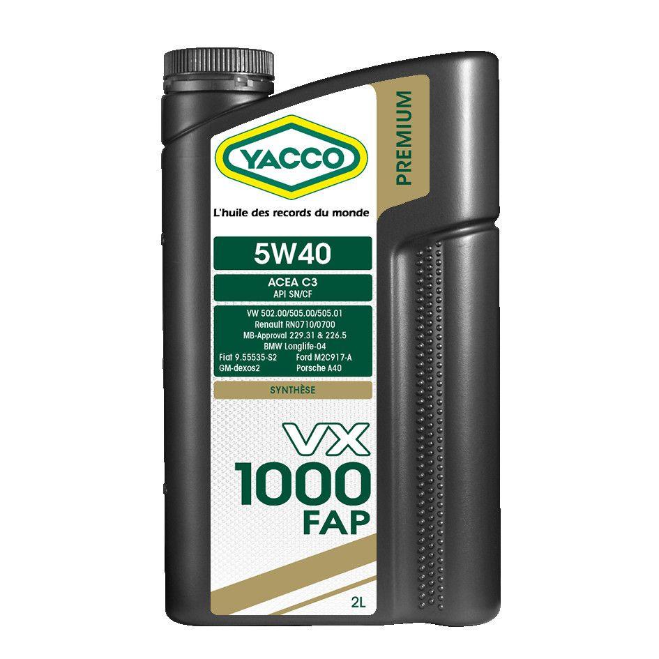 PREMIUM ''DPF'' VX1000 ( DPF )