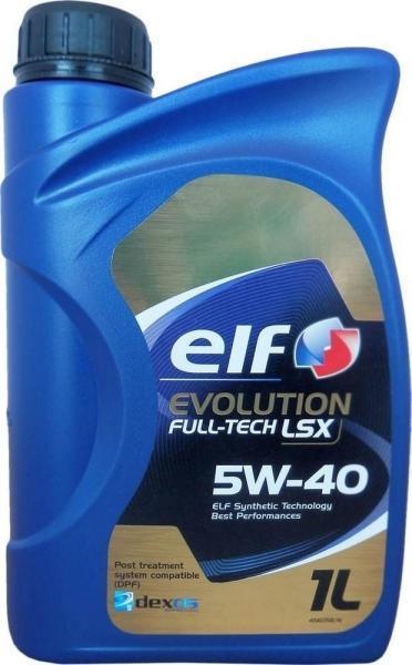 EVOLUTION FULL TECH LSX