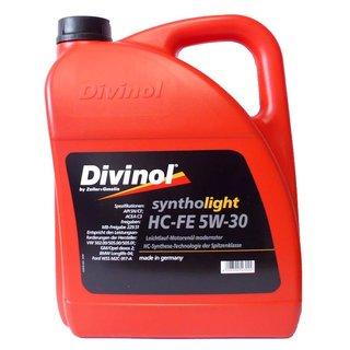 DIVINOL HC-FE SYNTHOLIGHT BMW LL-04