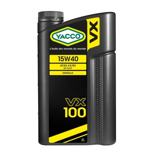 VX 100 ( mineralno ) 15w-40