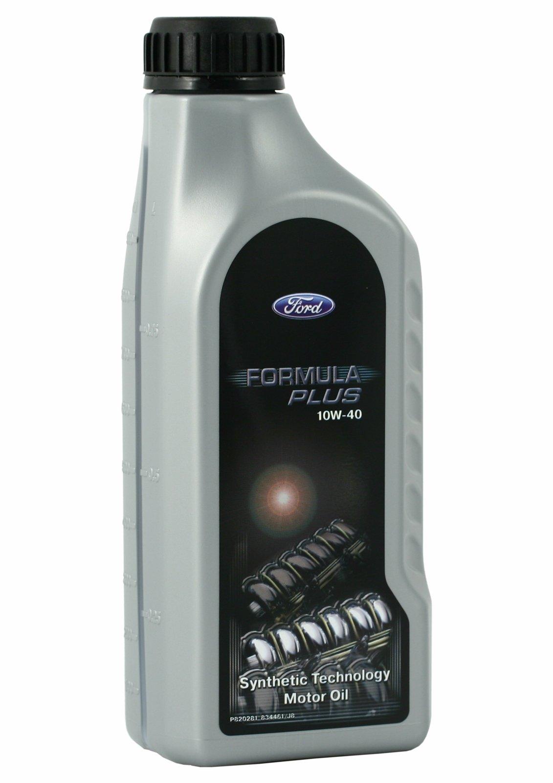 FORD FORMULA PLUS