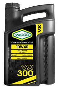 VX 300 ( semi-synth )